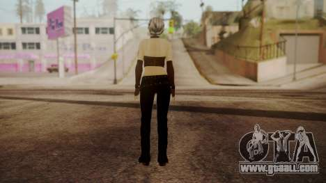 Jennifer for GTA San Andreas third screenshot