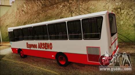 Mercedes-Benz OHL 1320 Linea 514 Expreso Arseno for GTA San Andreas left view