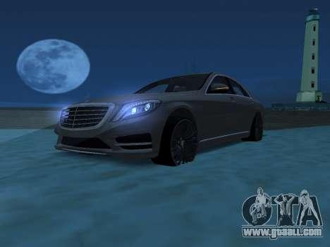 ENB Series [MEDIUM PC] for GTA San Andreas seventh screenshot