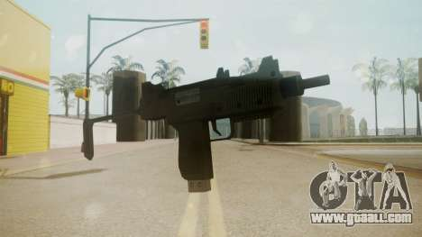 GTA 5 Micro SMG for GTA San Andreas