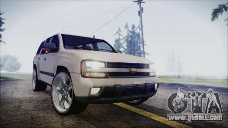 Chevrolet Triblazer for GTA San Andreas