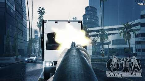GTA 5 Remington 870e seventh screenshot