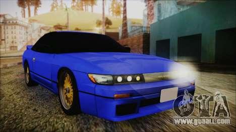 Nissan Silvia Sil80 for GTA San Andreas