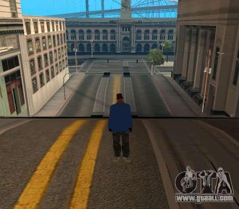 Super Emmet for GTA San Andreas