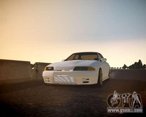 Nissan Skyline ER32 for GTA 4