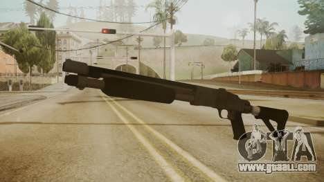GTA 5 Shotgun for GTA San Andreas