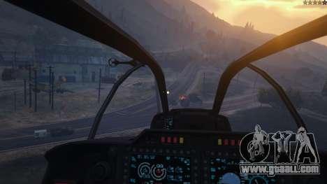 GTA 5 AH-1Z Viper eighth screenshot