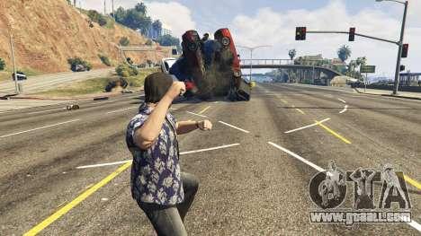 GTA 5 Feel The Power third screenshot