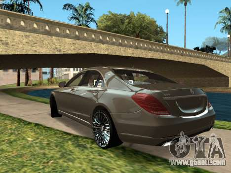 ENB Series [MEDIUM PC] for GTA San Andreas