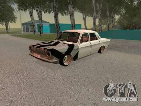 GAS 24 BQ for GTA San Andreas
