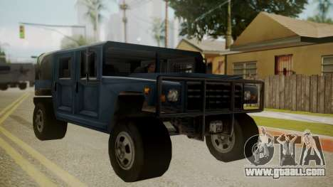 Patriot III for GTA San Andreas