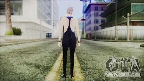Home Girl Lupita for GTA San Andreas third screenshot