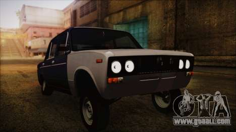 VAZ 2106 Azeri Style Bully for GTA San Andreas