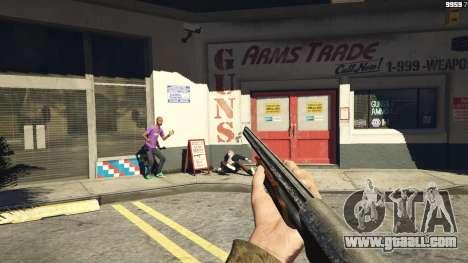 GTA 5 Remington 870e fourth screenshot