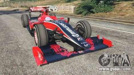 Virgin VR-01 [Timo Glock] v1.1 for GTA 5