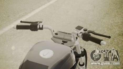 Honda Titan CG150 Stunt for GTA San Andreas right view