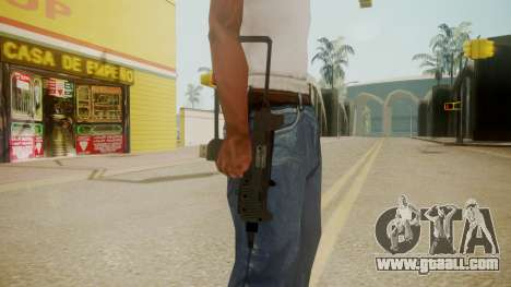 GTA 5 Micro SMG for GTA San Andreas third screenshot