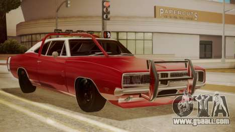 Dodge Charger O Death RT 1969 for GTA San Andreas