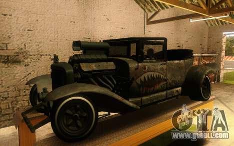 Albany Frenken Stange Rusty Edition for GTA San Andreas