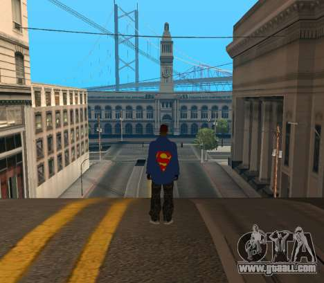 Super Emmet for GTA San Andreas third screenshot