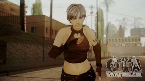 Jennifer for GTA San Andreas