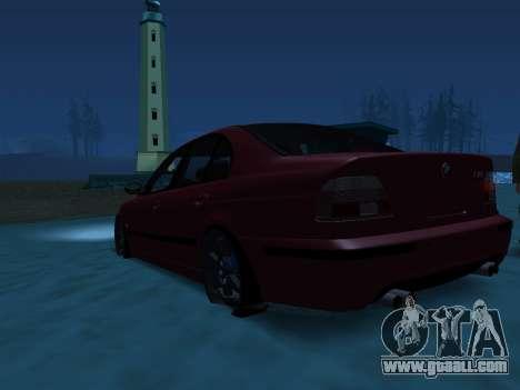 ENB Series [MEDIUM PC] for GTA San Andreas fifth screenshot