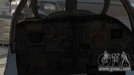 Northrop Grumman EA-6B Prowler VAQ-129 for GTA San Andreas right view