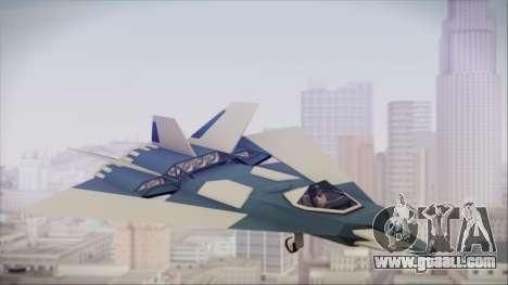 Chuckup BlackBird for GTA San Andreas