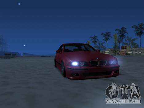 ENB Series [MEDIUM PC] for GTA San Andreas forth screenshot