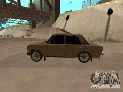 Vaz 2101 V1 for GTA San Andreas left view