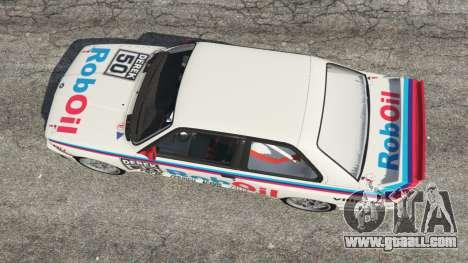 BMW M3 (E30) 1991 v1.2 for GTA 5
