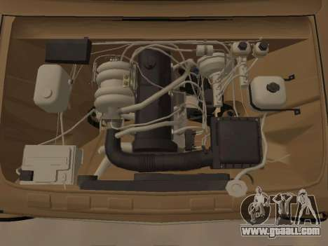Vaz 2101 V1 for GTA San Andreas back view