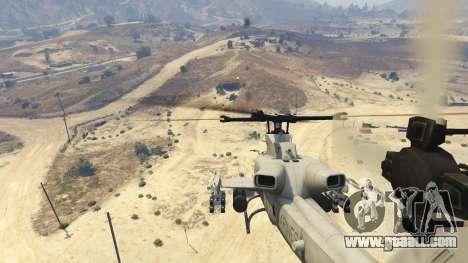 AH-1Z Viper for GTA 5
