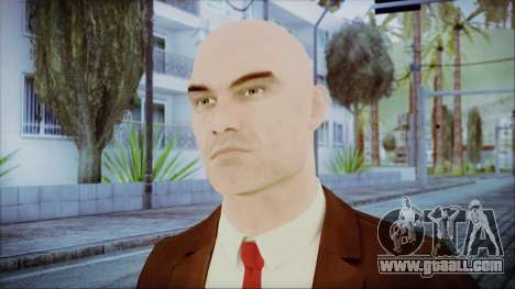 Hitman Absolution Agent 47 for GTA San Andreas