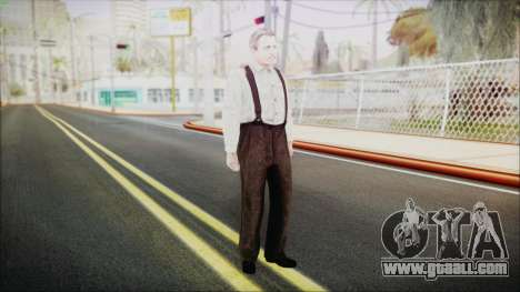 Tommy Angelo Mafia 2 for GTA San Andreas second screenshot