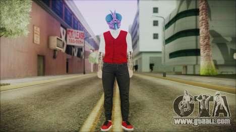 DLC Halloween GTA 5 Mosca for GTA San Andreas second screenshot