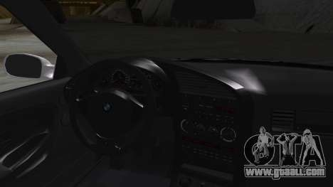 BMW M3 E36 Good and Evil for GTA San Andreas right view
