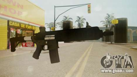 GTA 5 M4 for GTA San Andreas