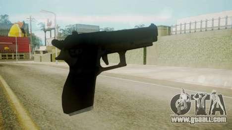 GTA 5 Colt 45 for GTA San Andreas second screenshot