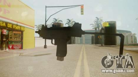 GTA 5 Micro SMG for GTA San Andreas second screenshot