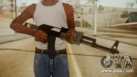 GTA 5 AK-47 for GTA San Andreas