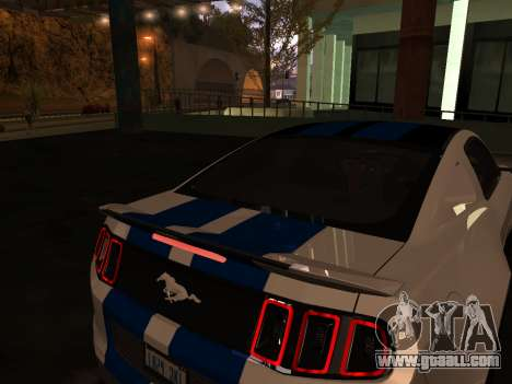 ENB Series [MEDIUM PC] for GTA San Andreas third screenshot