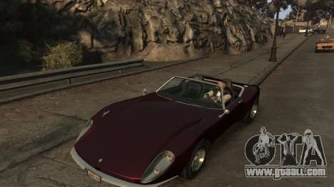 GTA V Stinger Classic for GTA 4