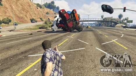GTA 5 Feel The Power fourth screenshot