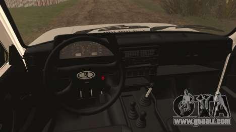 VAZ 2329 Niva 4x4 for GTA San Andreas right view