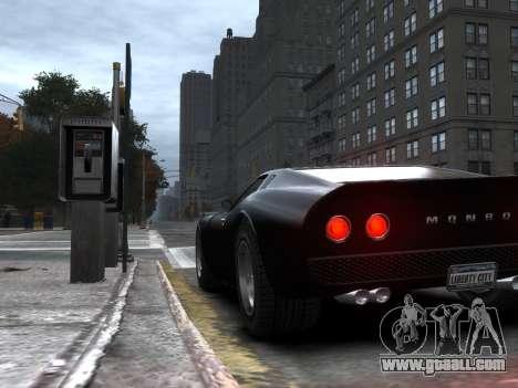 GTA 5 Monore Imporeved for GTA 4 left view
