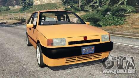 Fiat Tipo for GTA 5