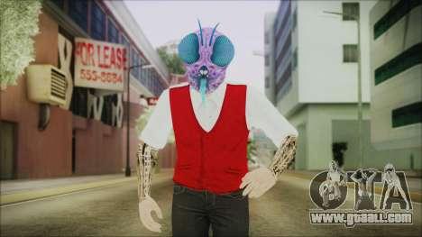 DLC Halloween GTA 5 Mosca for GTA San Andreas