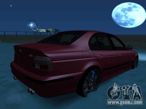 ENB Series [MEDIUM PC] for GTA San Andreas sixth screenshot