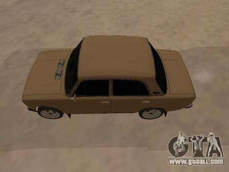 Vaz 2101 V1 for GTA San Andreas right view